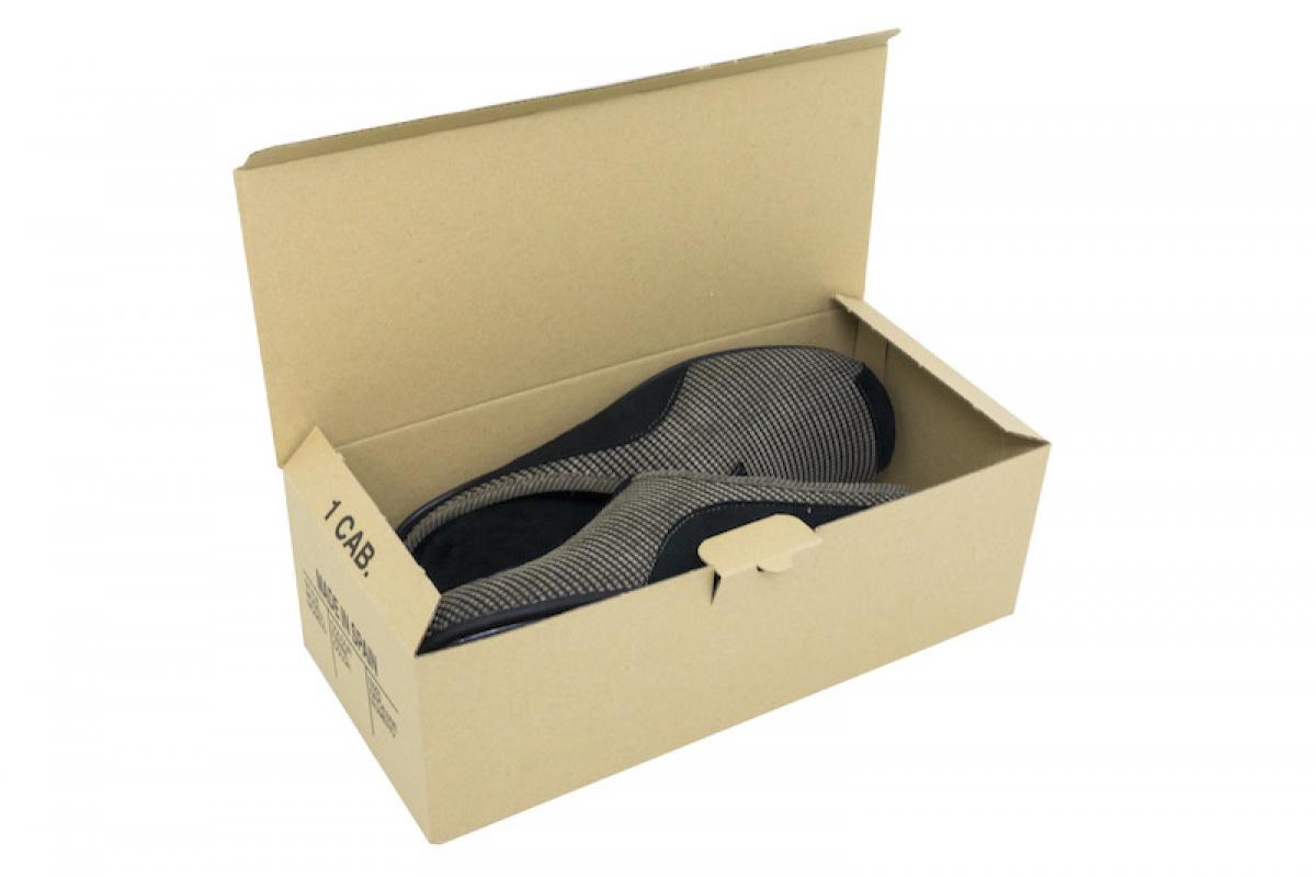 Caja Automontable Zapatos